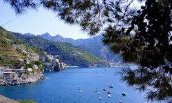 Cyclo tour Amalfi coast, irentbike.com