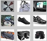 Noleggio abbigliamento e accessori bicic