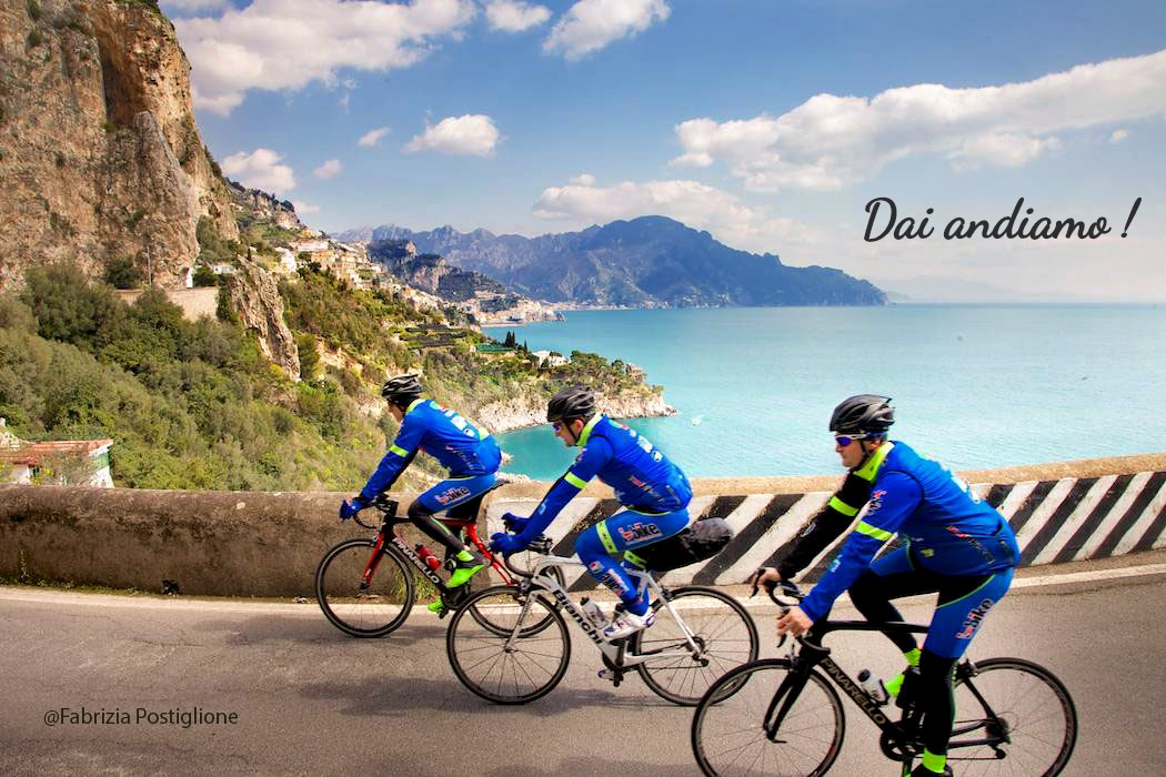 Da Sorrento ad Amalfi