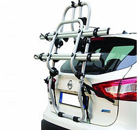 Car rental with bike carrier, by irentbike.com