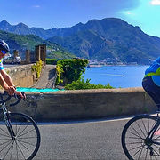 Cyclo tour and guided visit Positano, with irentbike.com