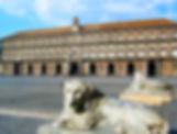 palazzo-reale-Napoli-Piazza-Plebiscito-bike-tours-Napoli-in-breve-by-irentbike.it