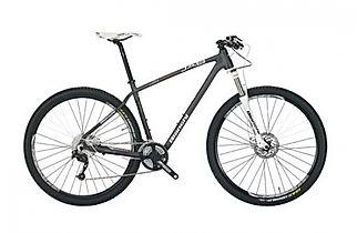 Mtb bicycle used for the Vesuvius tour and pompeiicon irentbike.com