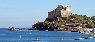 Castello Aragonese di Baia Bike tour Boat & Bike In the Gulf of Naples. by irentbike.com