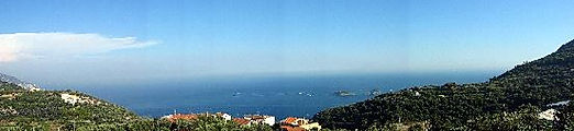 Sant'Agnello in bike tour of the two gulf, with irentbike.com