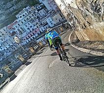 Bike tour sail boat and bike in Amalfi coast, by irentbike.com