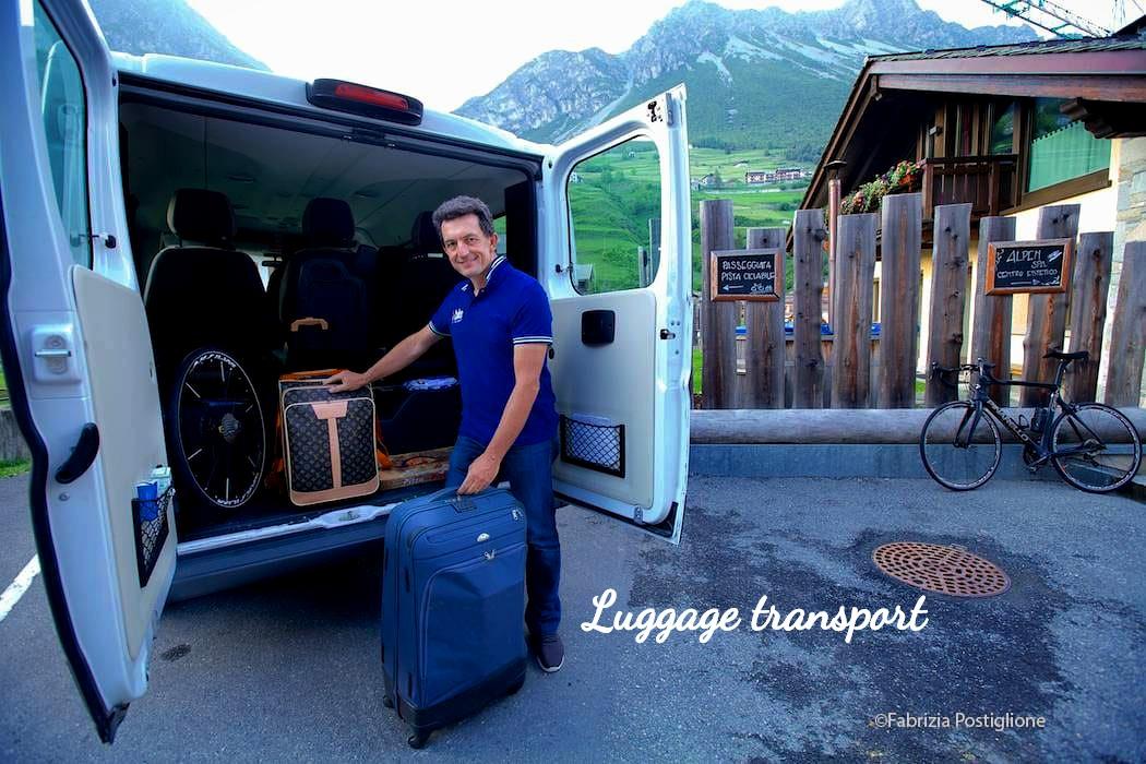 Luggage trasport
