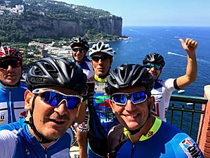 Bike tour of the two gulf Sorrent and Amalfi, with irentbike.com