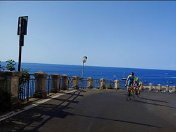 Bike tour Boat&Bike in Amalfi in Costiera Amalfitana by irentbike.com