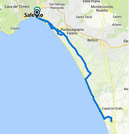 Salerno, Paestum in bike tour during tour Boat&Bike, by irentbike.it