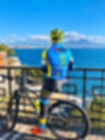 Bike tours, The climb of Vesuvius, by irentbike.com