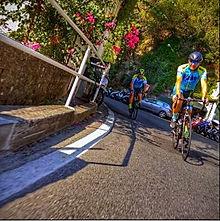 Bike tour Amalfi coast, visit Positano, with irentbike.com