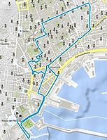 Route bike tours In the heart of Naples, by irentbike.com