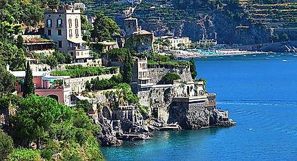 Bike tour Boat&Bike a Minori Amalfi Cost. by irentbike.com