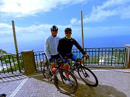 Serrara Fontana in cyclotour with irentbike.com