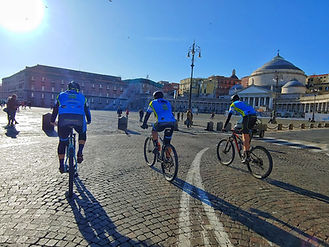 Bike tours Naples Shortly, by irentbike.