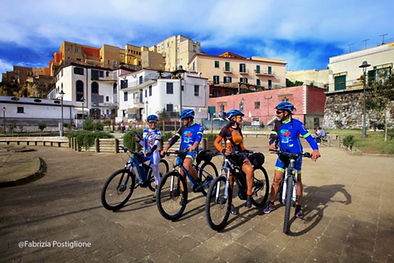 Bike tour of the Thermae with irentbike.com