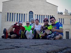 bike tours Napoli San Giovanni Rotondo b