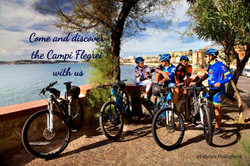 Bike tour the way to puteoli_