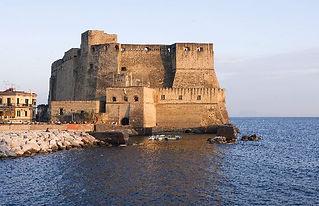 Bike tours, Napoli Panoramica, visita Castel dell'Ovo e parco virgiliano, by irentbike.it