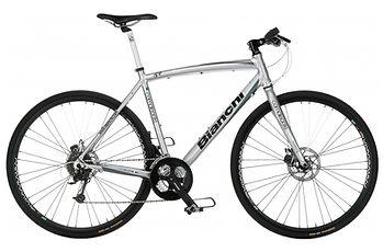 bicicletta utilizzata per il tour delle Terme, con irentbike.it