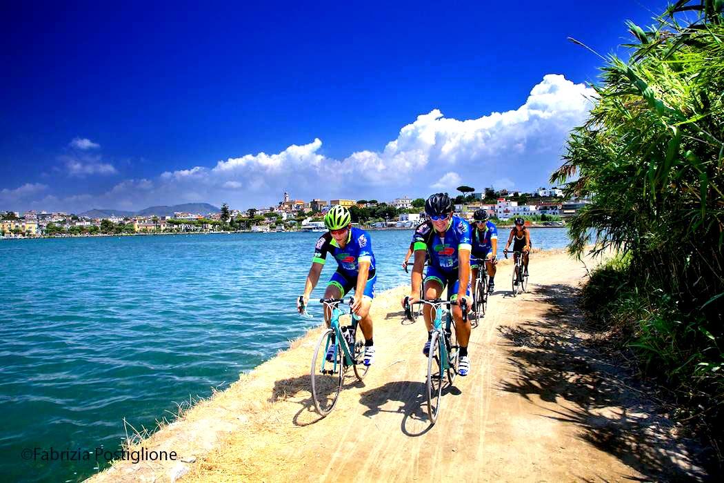Cyclo tour Campi Flegrei.