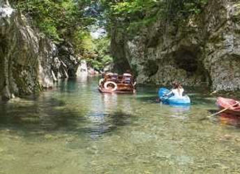 In Canoa a Felitto la via silente by ire