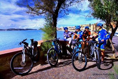 One day Campi Flegrei, with irentbike.com