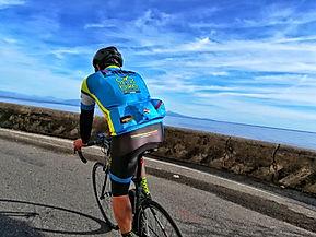 Cyclo tour Amafi coast, guided visit Amalfi, Ravello, Positano, with irentbike.com