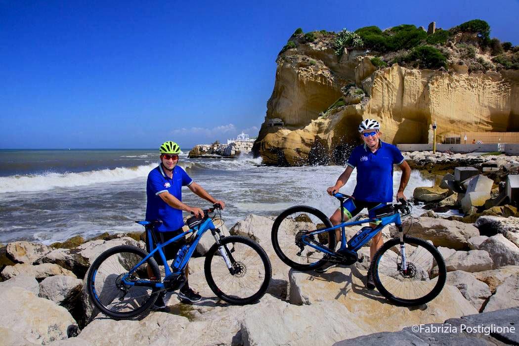 Bike Tours Campi Flegrei.