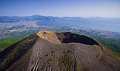 Bike tour Boat&Bike Vesuvius. by irentbike.com