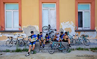 in viaggio in bici, bike tours sulle Dolomiti, Nel Cilento, La Via Silente, tour delle Alpi, by irentbike.com
