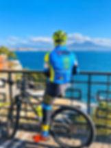 Bike tours, La scalata del Vesuvio , by
