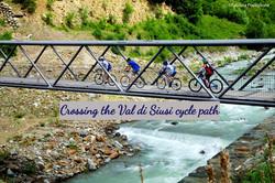 In Val di Siusi con I Rent Bike_
