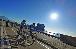Bike tours, around neapolitan squares, by irentbike.com