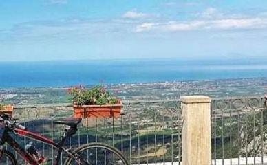 bike tour Panorama trentinara la via sil