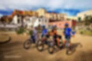 Bike tour al Rione terra di Pozzuoli, con irentbike.it