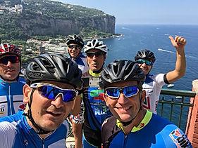Bike tour Amalfi Coast with irentbike.com