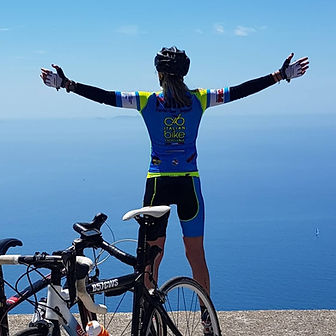 Bike tours Panoramic Naples, Virgiliano park, by irentbike.com