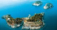 Arcipelago dei Galli in Bike tour Boat&Bike. by irentbike.com
