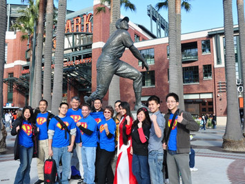 SF Giants - Chinese Heritage Night