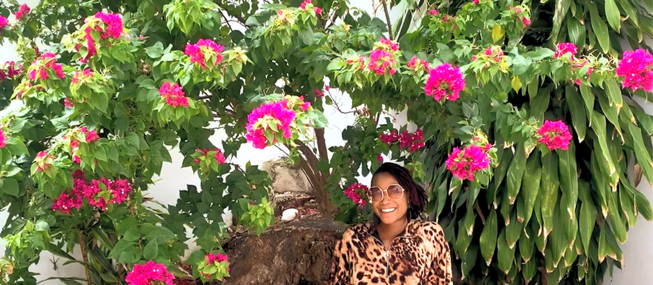 Springtime in San Juan