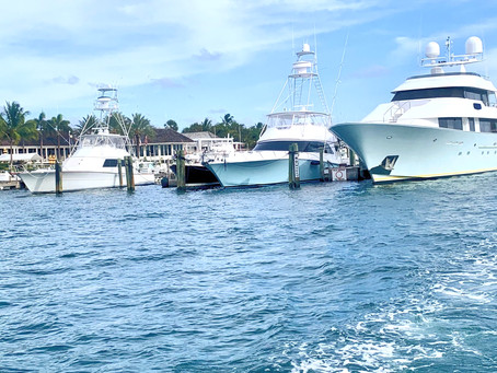 Wind Down in West Palm Beach