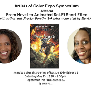 A Journey with Author Dorothy Sekabira- ACES 2021