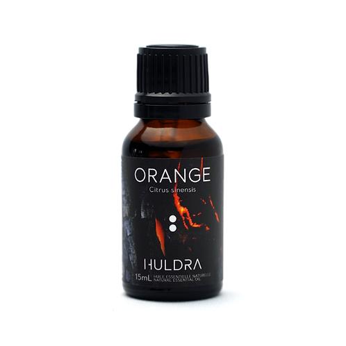 Huile essentielle Orange / Citrus sinensis (15mL)