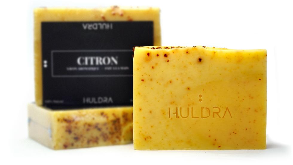 Savon 100% Naturel- Citron