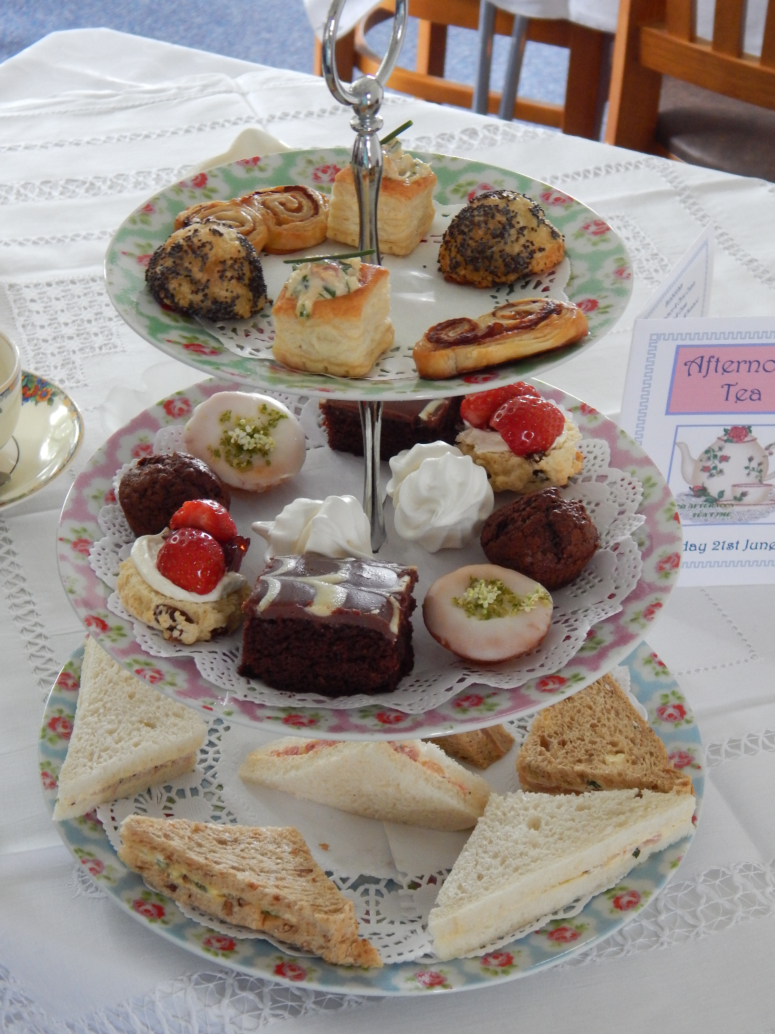 2015 Afternoon Tea
