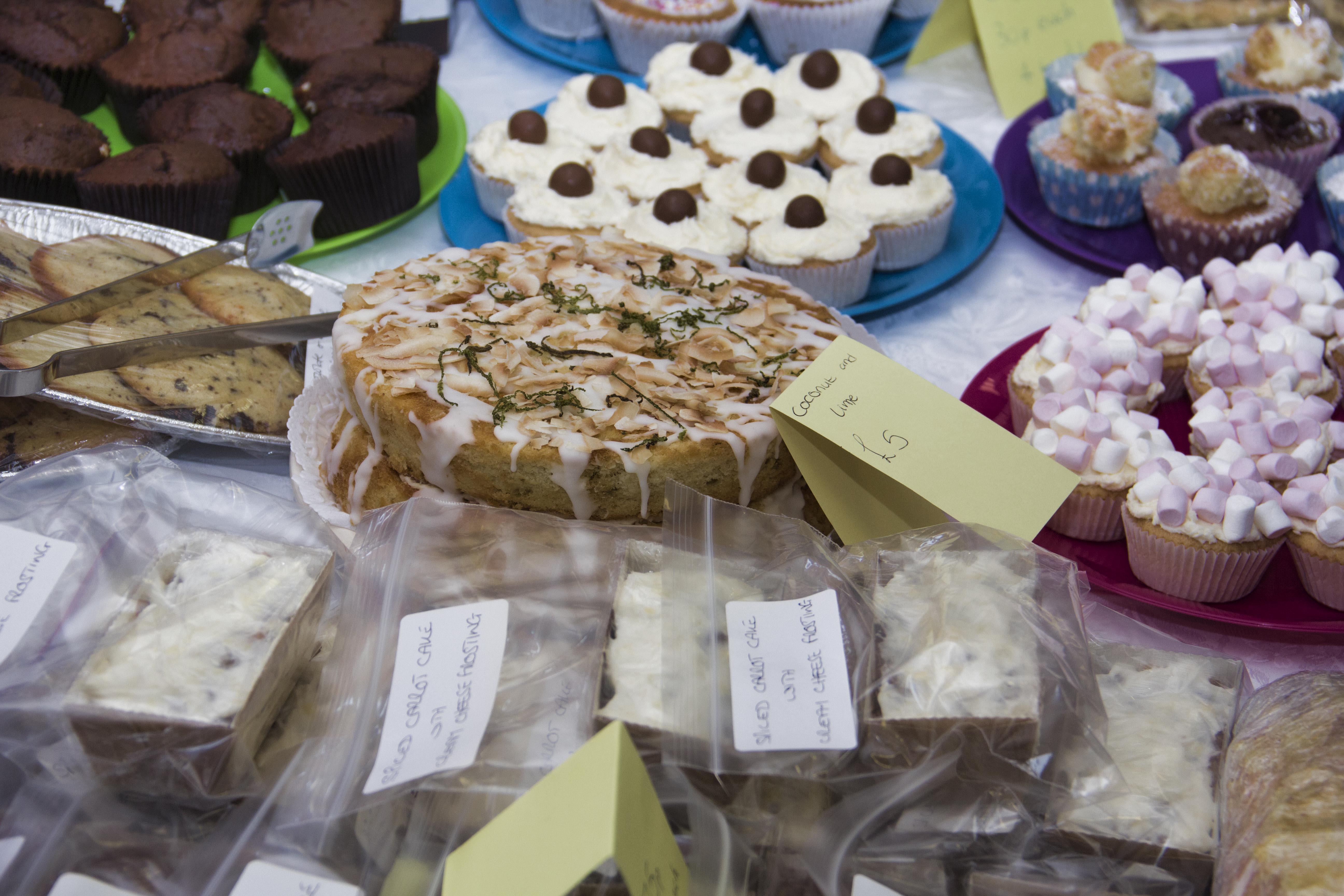 Cakes On Sale