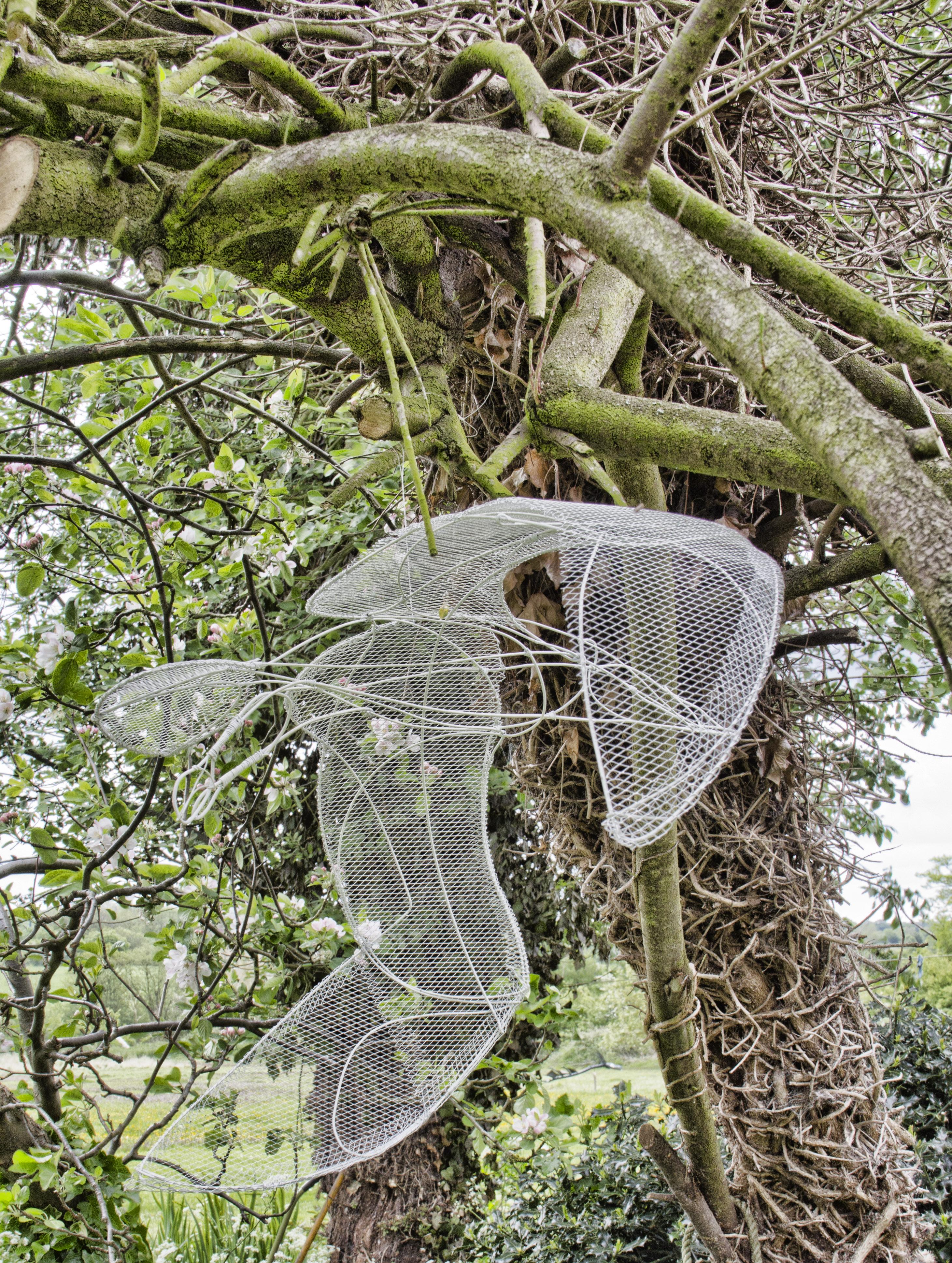 Jenny Goater sculpture