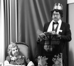 King Ivor & Queen